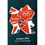 41dfC5RuH3L. SL160  (24x36) London 2012 Summer Olympics Union Jack Flag Sports Poster Print