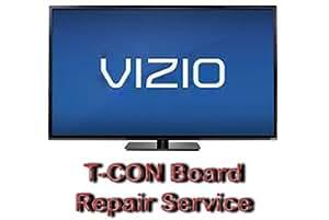 """Repair Service for T-CON Board CPWBX Runtk 5261TP Vizio E601i-A3 60"""" LED TV *Repair Service*"""