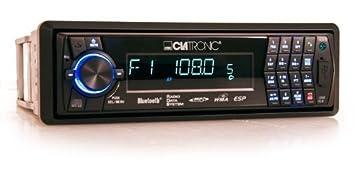 Clatronic AR820 Autoradio CD/MP3, BT/Bluetooth (Import Allemagne)