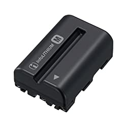Sony NPFM500H Li-Ion Rechargeable Battery Pack for Sony Alpha Digital SLR Cameras