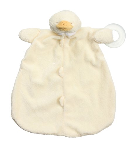 Angel Dear Teether Blankie, Ducky
