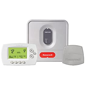 Honeywell YTH6320R1001 Prog Wireless Thermostat Kit