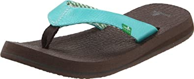Buy Sanuk Ladies Yoga Mat Flip Flop by Sanuk