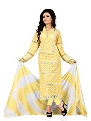 Shipli Textile Cotton unstiched salwar suit
