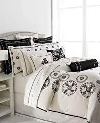 Martha Stewart Moonlight Silhouette Twin Comforter Cover