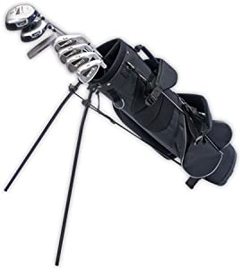 Delta Junior Left Hand Golf Club Set with Bag by DELTA GOLF