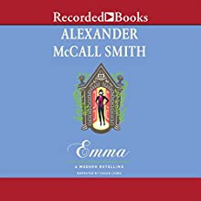 Emma: A Modern Retelling (       UNABRIDGED) by Alexander McCall Smith Narrated by Susan Lyons