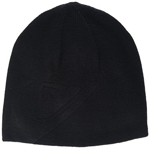 Heatbag Quiksilver-Berretto per ragazzo, colore: nero