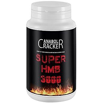 Super HMB 3000 mg, 210g Dose, Orangen Geschmack, Taurin Calcium Pulver