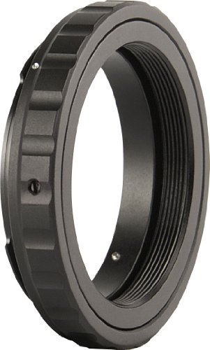 Orion 05205 T-Ring For Nikon Cameras (Black)