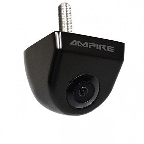Ampire-KC802-NTSC-AMPIRE-Farb-Rckfahrkamera-Aufbau-gespiegeltnormal-Hilfslinien-einaus