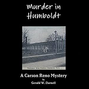 Murder in Humboldt Audiobook