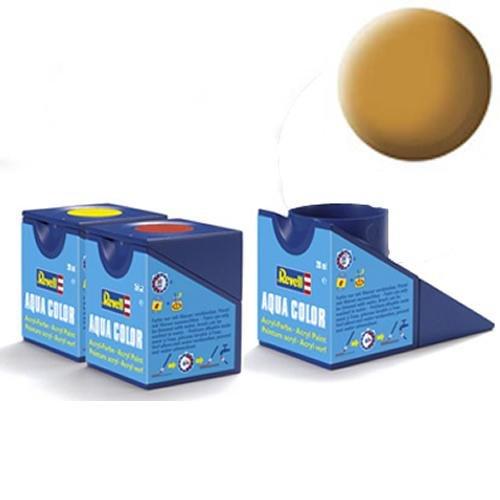 Revell Acrylics (Aqua) - 18ml - Aqua Ochre Brown