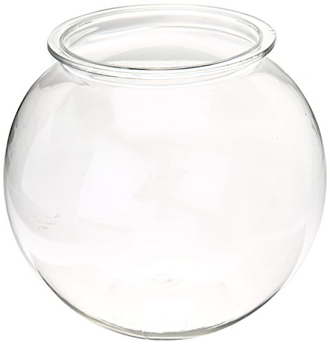 Tom Tominaga Oscar ATOBL15RPET Plastic Bowl Round, 1.5 Gallon (2 Gallon Plastic Fish Bowl compare prices)