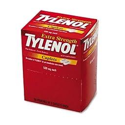 ACM40900 - Extra-Strength Tylenol