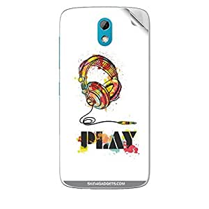 Skin4Gadgets Play Phone Skin STICKER for HTC DESIRE 526G PLUS