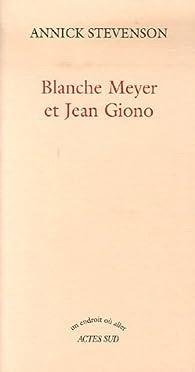jean giono biographie