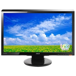 ASUS VH238H 23-Inch 1080P LED Monitor with Integrated Speakers $119.99