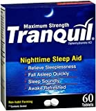 Tranquil Nighttime Sleep Aid Tablets-60 ct.