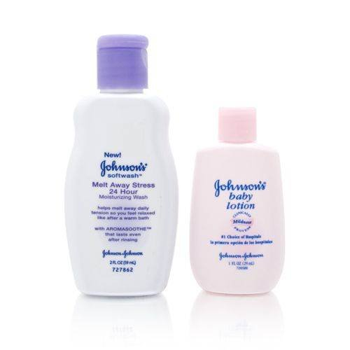 Johnson And Johnson Baby Set