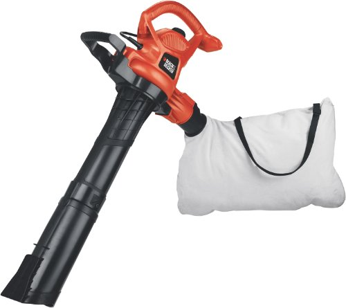 Black and Decker BV3600 12 Amp Blower Vac