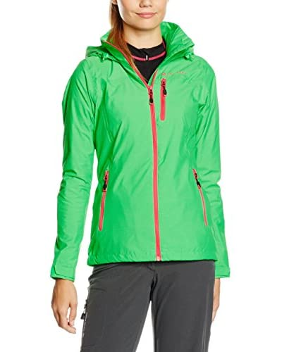 Alpine Pro Jacke Galda hellgrün