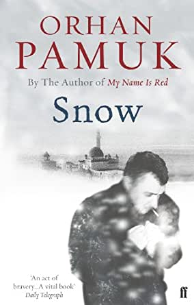 snow orhan pamuk essays