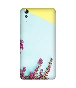Yellow And Blue Lenovo A3900 Case