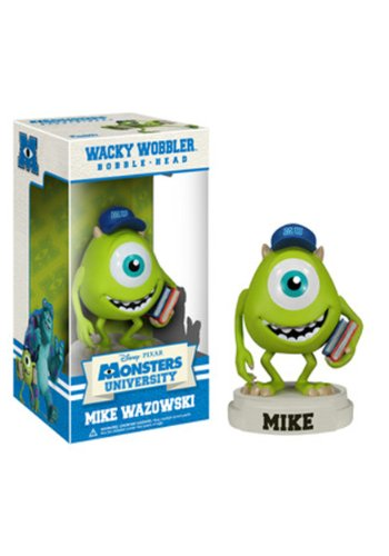 Funko Disney Monsters University: Mike Wazowski Wacky Wobbler - 1