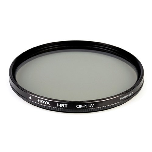 Hoya 52mm HRT Circular PL Polarizer UV Multi-Coated Glass Filter (Polarized Filter 52mm compare prices)