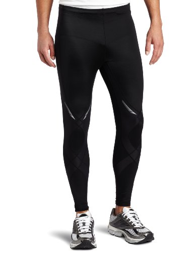 CW-X Stabilyx Running Tights 男款运动压缩裤 $56(约¥420)