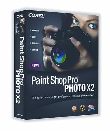 Paint Shop Pro Photo X2