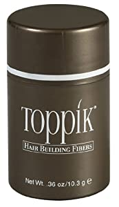 Toppik Hair Building Fibers - Medium Brown (0.87 oz / 25 g)