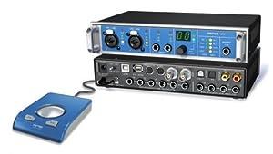 RME アールエムイー Fireface UCX オーディオインターフェイス + Advanced Remote Control 【国内正規品】