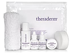 Theraderm Skin Renewal Travel System w/Enriched Moisturizer