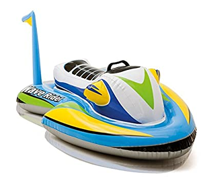 john Adams Leisure Wave Rider Ride-On