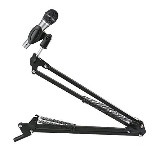 Foxnovo Dauerhafte Rundfunk Studio Mikrofon Arm Ständer - 2