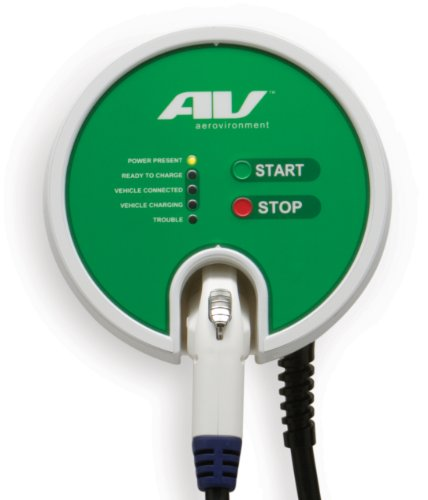 AeroVironment Residential EV Charger, 15' cable (Level 2 EVSE-RS: 7.2kW, 30A)