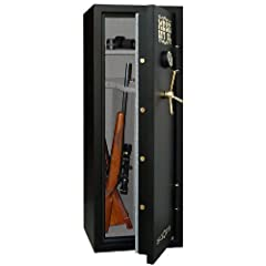 Mesa Safe Company MBF5922E 7.9 Cubic Foot 14 Rifle Gun Safe with Digital Lock by Mesa Safe Company