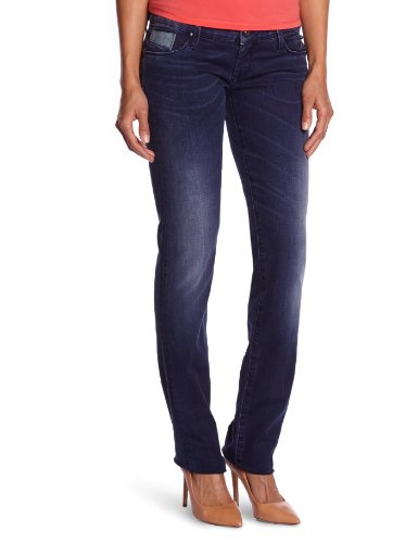 Tiffosi - Jeans slim, donna, Blu (Bleu (Escuro)), 46 IT (32W/34L)