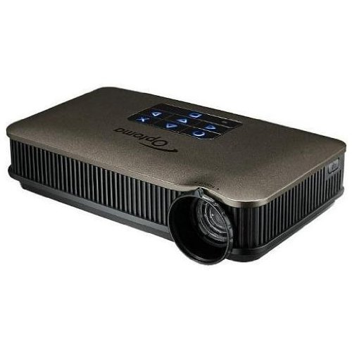 Cheap projectors uk optoma pk 320 led pico projector for Pocket projector deals