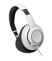 Steelseries 61411 Siberia Raw Gaming Headset - White