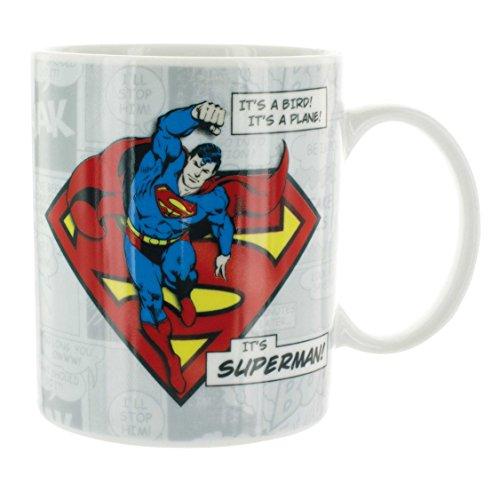 DC Comics - Tazza, soggetto: Superman
