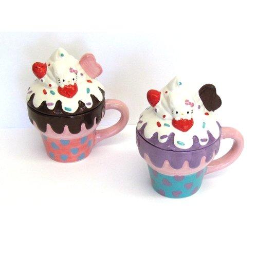 Hello Kitty Tea Set