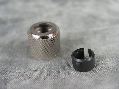 (Ship from USA) NEW IBANEZ ZR TREMOLO TREM ARM TORQUE CAP WITH BUSHING S SERIES BAR GUITAR PART .PACKNO-GJOWH712BF237