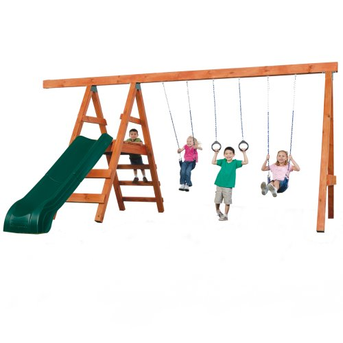Find Bargain Pioneer Deluxe DIY Play Set Hardware Kit with Slide (wood NOT included)