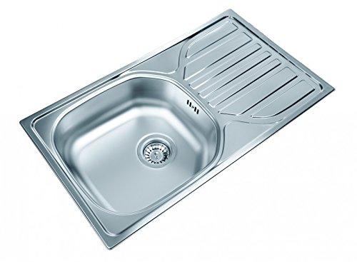 edelstahlspule-76cm-x-435cm-mit-ablage-spule-einbauspule-waschbecken-kuchenspule