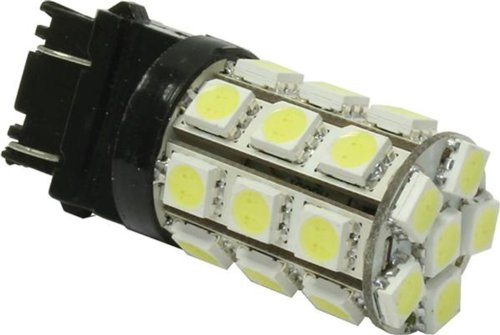 Putco 233157R-360 Red Led 360-Degree Premium Replacement Bulb - Pair