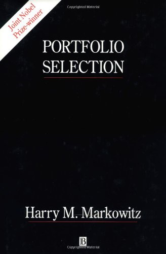 an analysis of the paper portfolio selection by harry markowitz