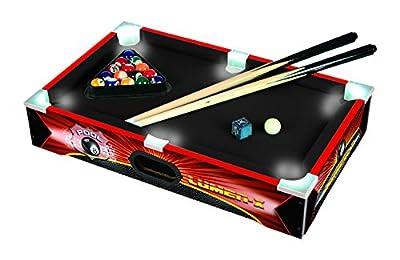 Triumph Sports 20-Inch Lumen-X Table Top Billiards